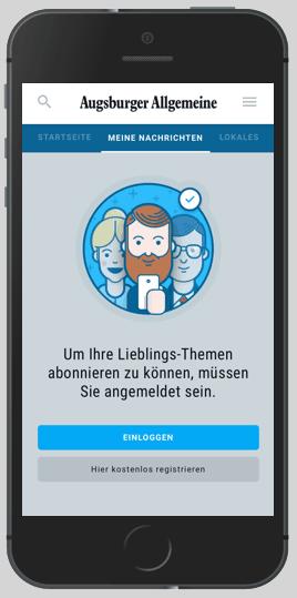 Mobile Nachrichten