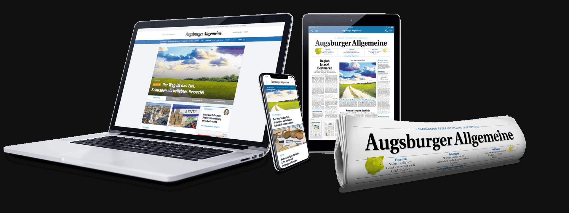 Zeitungsabos Augsburger Allgemeine